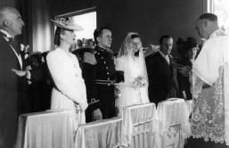 Enrique Shaw casamiento