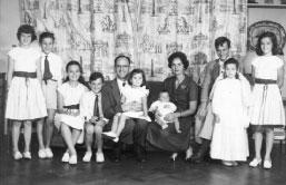 Enrique Shaw familia