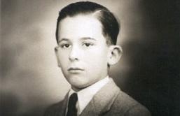 Enrique Shaw joven