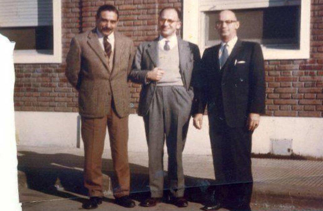 Enrique Shaw en la empresa